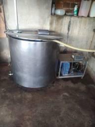 Refriador de leite