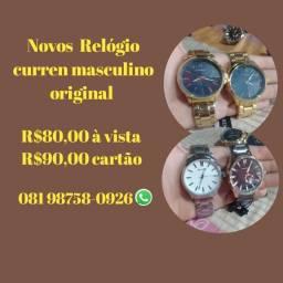 Relógios da Curren,entregamos todo Brasil