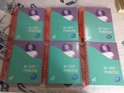 Apostilas Cursinho Elite 7 Volumes