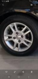 Rodas Ford Fiesta aro 14