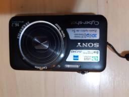 Câmera digital e filmadora Cyber-shot SONY 16.2 megapixels,