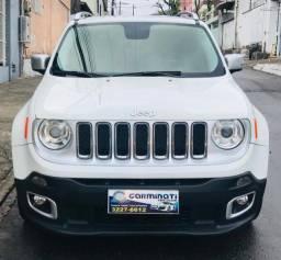 Renegade Limited 1.8 4x2 aut.  2017/2018        /     CarminatiVeiculos