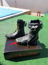 Bota alpinestars super tech