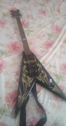 Guitarra BC RICH Fly V Kerry King Signature