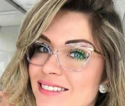 Óculos Feminino Proteção Bloqueador Luz Azul Celular Tablet PC TV Coputador