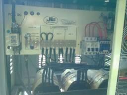 Carregador de Baterias para Empilhadeiras