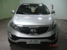 Kia Motors Sportage EX 2.0 Flex Aut - 2012