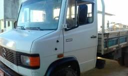 Mb 709 vende se ou troca por hilux cs e outras caminhonetes so do negocio! - 1994