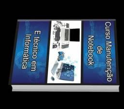 Manutenção de Notebook e Técnico em Informática