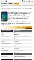 TROCO -> Zenfone 5+Galaxy S2+Tablet CCE Motion Tab TR71 -> POR PS3