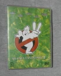 DVD Original Os Caça Fantasmas II
