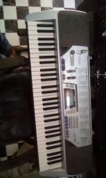 Troco teclado ctk496 em controlador
