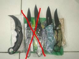 Canivetes, para coleção etc.