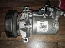 Compressor ar condicionado Renault Logan Sandero d