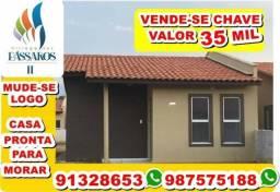 Passo chave Village dos Pássaros 2 - valor 35 mil - Prestação 360,00 - Whatsapp 991328653
