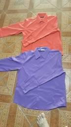 Bazar Masculino blusas semi novas
