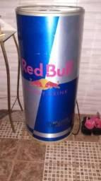 Cooler red bull não está gelando so resfria