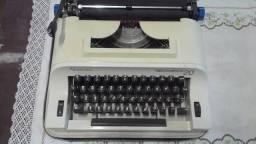 Rara Máquina de Escrever Redminton Funcionando