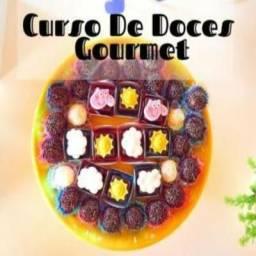 Curso De Doces Gourmet (online com certificado)