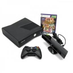 Promoção Kit Xbox 360 250Gb + kinect + 9 Jogos