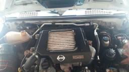 Frontier 2.8 moto mwm 4×4 - 2005