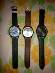Relógios?