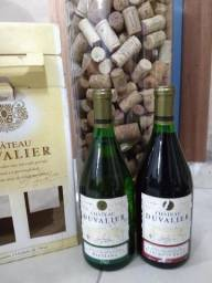 Vinho Château Duvalier _Safra 1998 para colecionadores