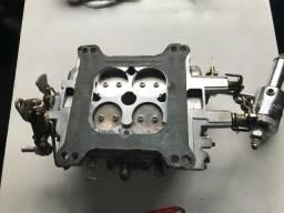 Carburador Quadrijet Edelbrock 1405 600 Cfm Gasolina Vácuo comprar usado  Joinville