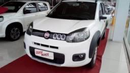Fiat Uno UNO WAY 1.0 FLEX MANUAL 4P - 2015