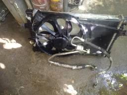 Usado, Kit radiador de astra Zafira Vectra 2011 comprar usado  Rio de Janeiro