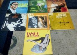 8 lps (7 álbuns) de tango R$200