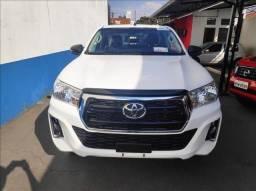 Toyota Hilux 2.7 sr 4x2 cd 16v - 2020