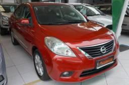 Nissan Versa SL 1.6 Completo Recebo carro ou moto. - 2013