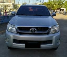 Toyota Hilux Prata - 2011