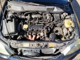 Motor Parcial Astra Vectra Zafira 2.0 8v Gasolina 2004 #4722