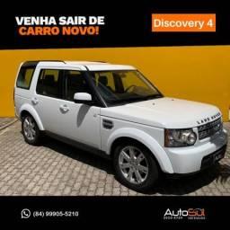 DISCOVERY 4 2011/2011 2.7 S 4X4 V6 36V TURBO DIESEL 4P AUTOMÁTICO - 2011