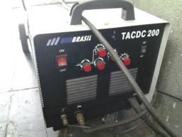 Máquina de Solda Tig Neo Brasil Tacdc 200 (10 x R$ 310,00 cartão)