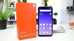 _Xiaomi Redmi Note 6 Pro 4gb/64gb _SmartPhone Novo _Versão Global