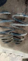 Molas traseira Celta