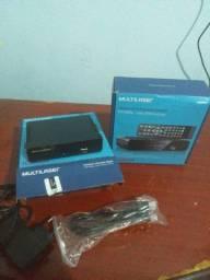 Conversor digital para tvs + antena