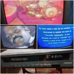 Video cassete troco por PlayStation 2 ou cpu