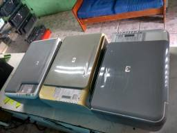 Impressoras Multifuncionais com Cartucho preto R$140,00