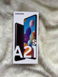 Samsung galaxy A21s 64gb | lacrado | NF