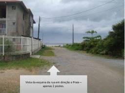 Lindo Terreno a 2 postes da Praia de Ubatuba, São Francisco do Sul - SC