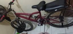 Bicicleta toda no rolamento preço Negóciavel