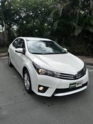 Entrada R$ 40 mil + Parc. R$ 990, Aprox (Via Banco Suj Aprov) Toyota Corolla GLi 2017