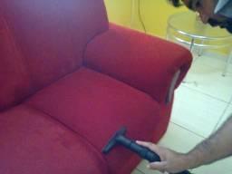 Lavagem a seco para sofá a partir de 70 reais