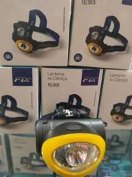 Lanterna de Cabeça para Ciclista