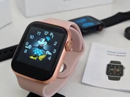 PROMOÇÃO Smartwatch T500 Relógio Inteligente iWO Max Brusque e Região