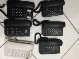 Aparelho de telefone convencional